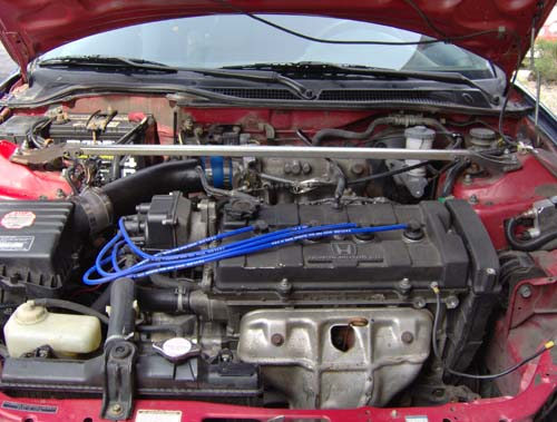 AWD CRX del Sol - CRV driveline swap - Honda-Tech - Honda Forum Discussion